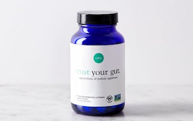 Vegan Probiotics with Prebiotics Capsules