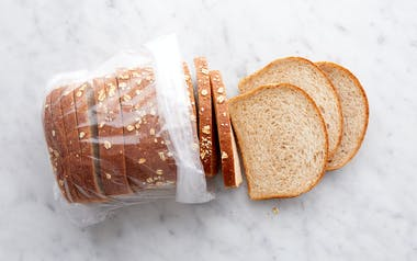 Sliced Whole Wheat Bread