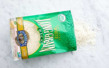 Organic White Long Grain Rice