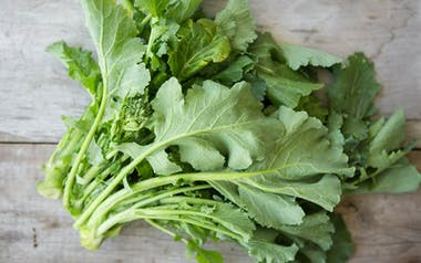 Organic Broccoli Rabe Greens