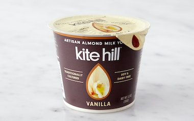 Vanilla Almond Milk Yogurt