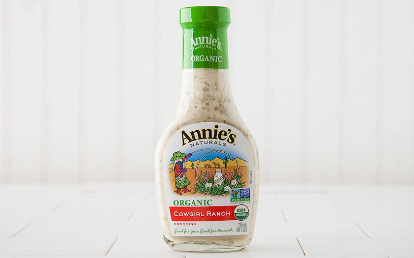 Organic Cowgirl Ranch Dressing