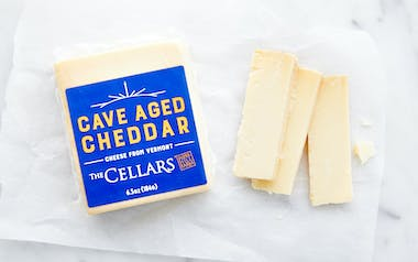 Cave Aged Vermont Cheddar