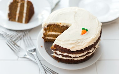 Carrot Cake (8 inch)