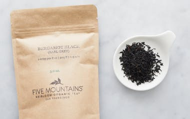 Organic Bergamot Black Loose Tea