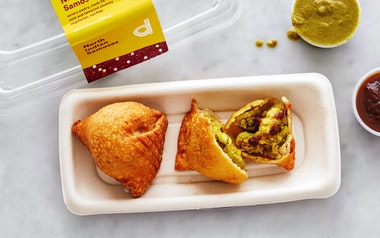 North Indian Samosa