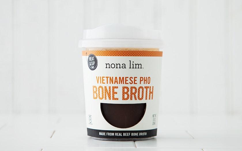 Vietnamese Pho Broth Cup Nona Lim Sf Bay Good Eggs