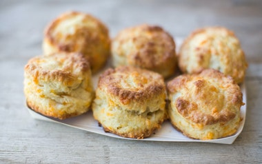 Cheddar Biscuit Dough