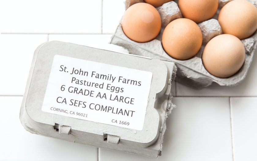 Pasture Raised Eggs (Large)