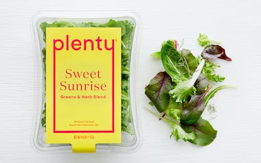 Sweet Sunrise Mixed Greens & Herb Blend