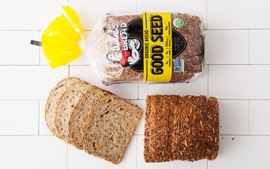 Organic Good Seed Bread