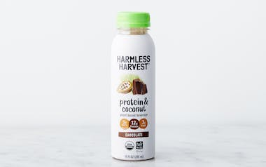 Organic Chocolate Coconut Protein Drink