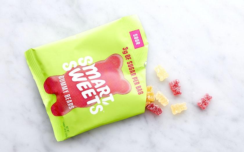 Sour Gummy Bears - Smart Sweets - SF Bay | Good Eggs
