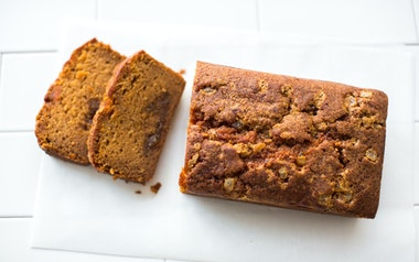 Carrot Ginger Bread