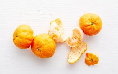 Organic Gold Nugget Mandarins