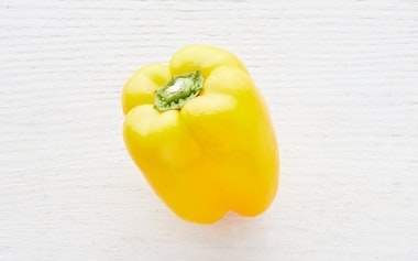Organic Small Yellow Bell Pepper