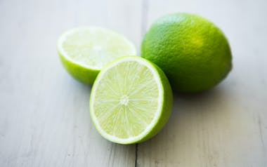 Organic Small Lime Trio