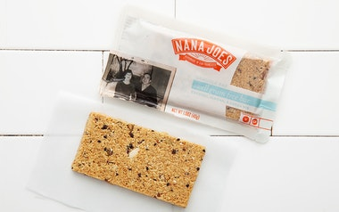 Gluten-Free, Grain-Free Swell Bar