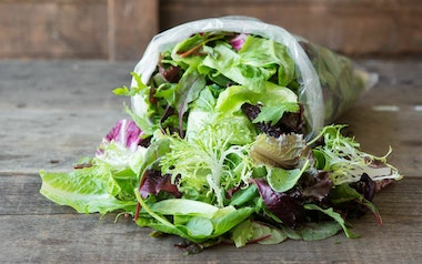 Organic Pre-Washed Salad Mix
