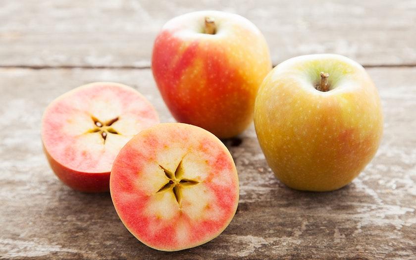 Organic Large Mountain Rose Apple - 84.8KB