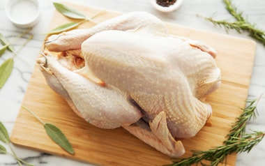 Pasture Raised Heritage Turkey (Frozen 6-8 lb)