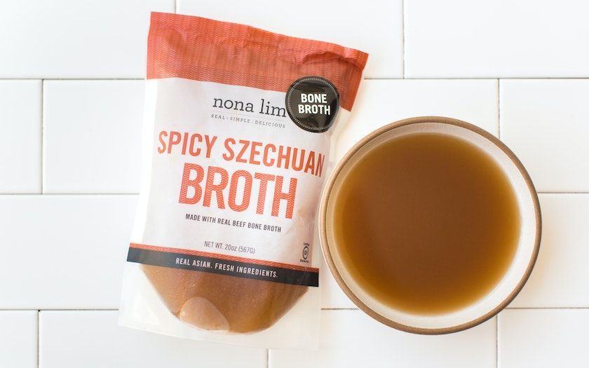 Spicy Szechuan Bone Broth