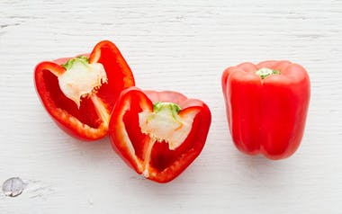 Organic Red Bell Peppers (Mexico)