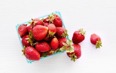 Organic Seascape Strawberries