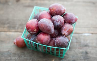 French Prune Plums