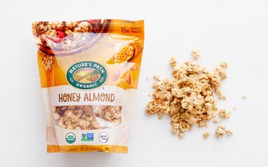 Organic Gluten-Free Honey Almond Granola