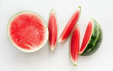 Organic Baby Seedless Watermelon