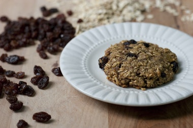 Organic Irish Oat Cookie (V, GF)
