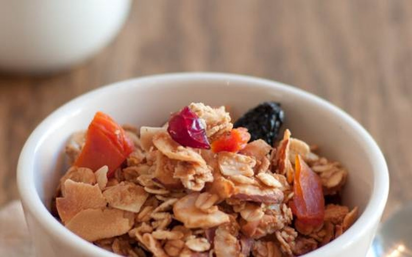 Handcrafted Granola