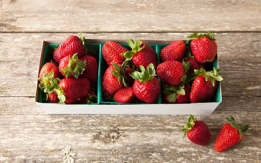 Organic Late-Season Chandler Strawberry 3-Pack