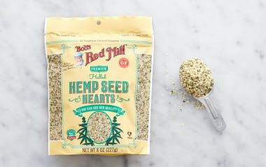 Hulled Hemp Seed Hearts