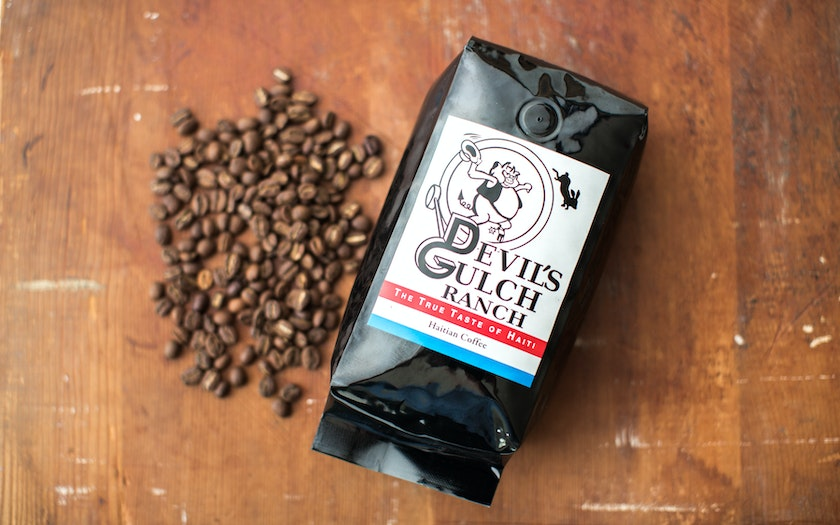 Haitian Coffee - Medium Roast Whole Bean