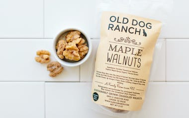 Organic Maple Walnuts