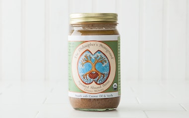 "Organic ""Creamy Alchemy"" Sprouted Almond Butter"