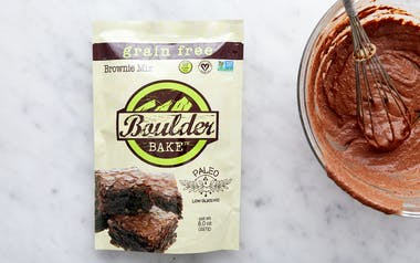 Paleo Chocolate Brownie Mix