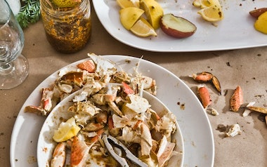 Holy Crab! Dungeness Feast and Benefit Dinner