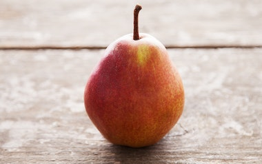 Organic & Biodynamic Red Comice Pear