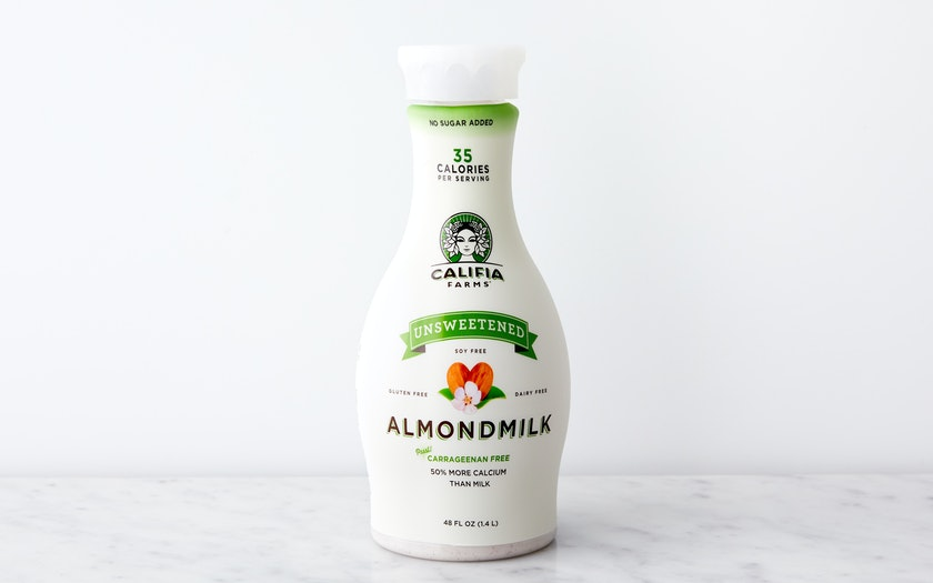 Califia Farms. Unsweetened Almond Milk