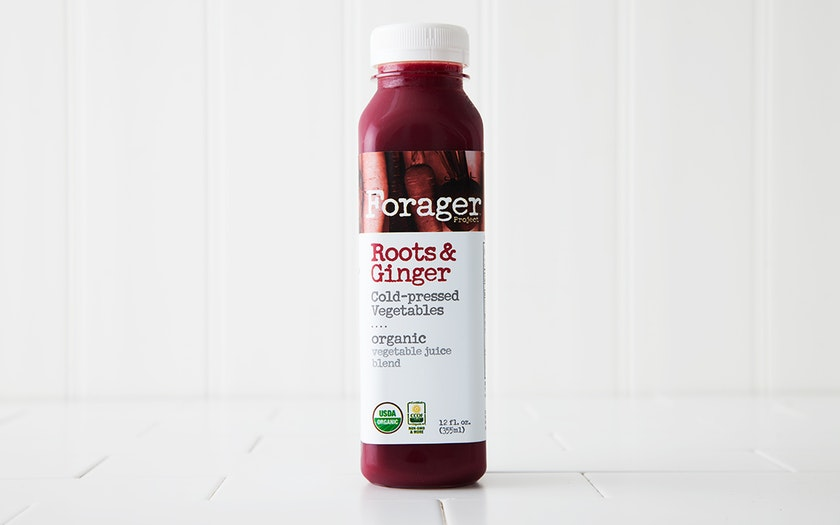 Organic Roots & Ginger