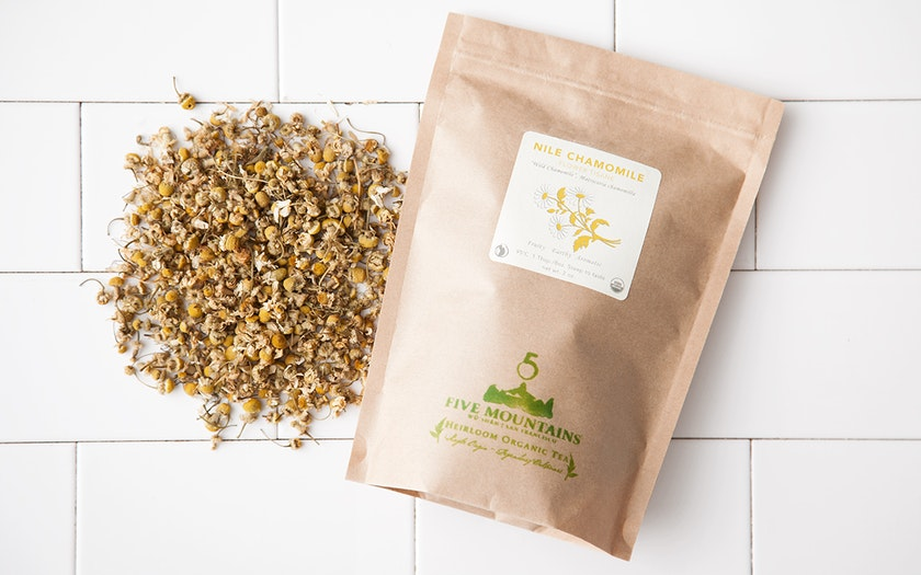 Organic Nile Valley Chamomile Loose Tea