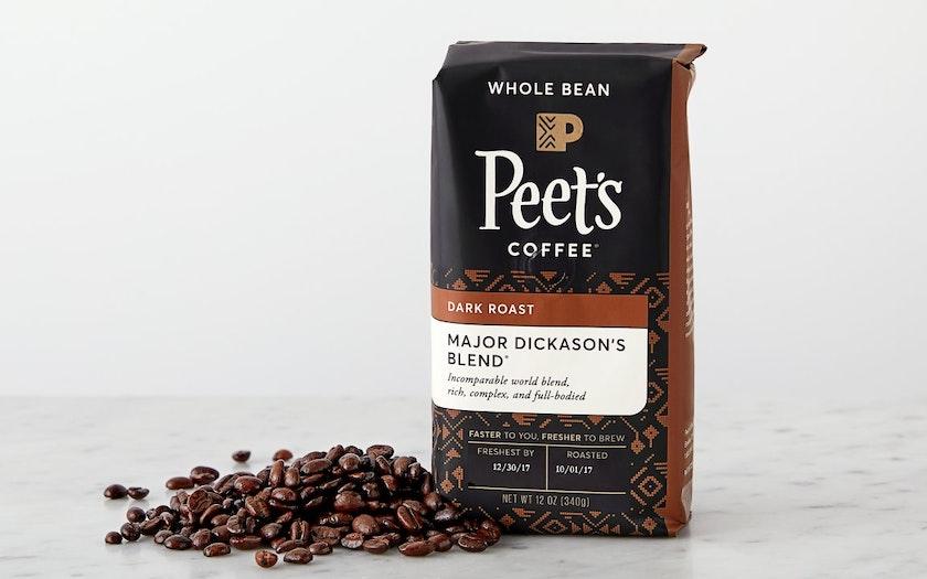 Major Dickason's Blend - Peet's Coffee - SF Bay | Good Eggs
