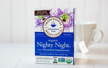 Organic Nighty Night Tea Bags