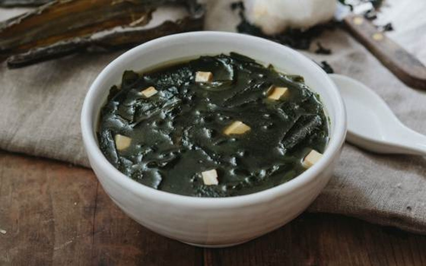 Birthday Seaweed Soup
