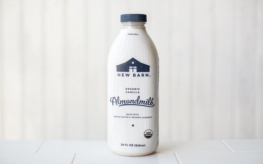 Organic Vanilla Almond Milk