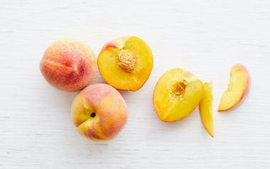 Organic Sun Crest Yellow Peach Trio