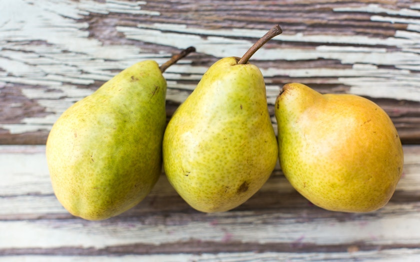 Small Bartlett Pears